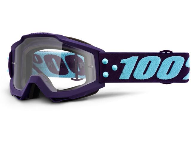 100% Accuri Anti Fog Clear Lunettes de protection, maneuver